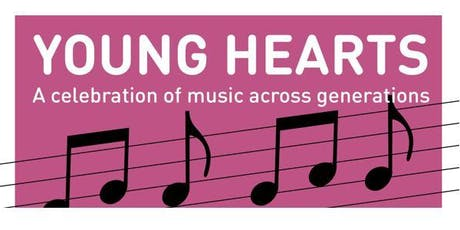 Young Hearts - A Celebration of Music Across Generations tickets