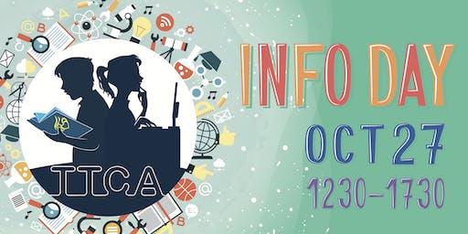 TTCA Info Day 2019