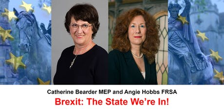Brexit: The State We're In! tickets