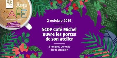 Visite de l'atelier + dégustation - Journées du café