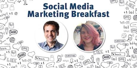Social Media Marketing Breakfast #11 Tickets