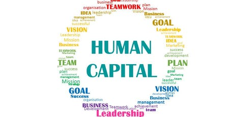 Scaling Up with Human Capital tickets