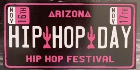 AZ  HIP HOP FESTIVAL tickets