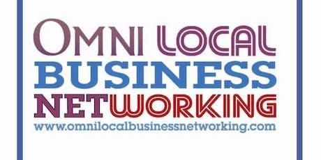 OMNI Local Business Networking Folkestone tickets