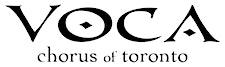 VOCA Chorus of Toronto logo