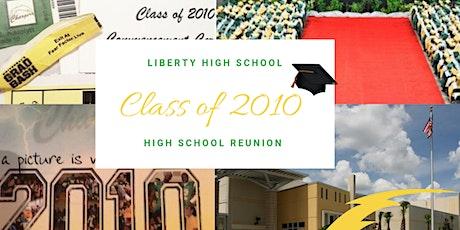 LHS Class of 2010 Reunion  tickets