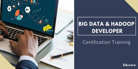 Big Data and Hadoop Developer Certification Training in  Fort McMurray, AB tickets