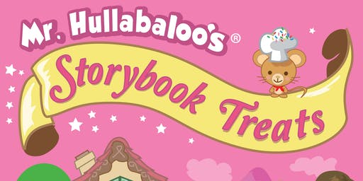 Wainfest - Mr Hullabaloo's Storytime Treats