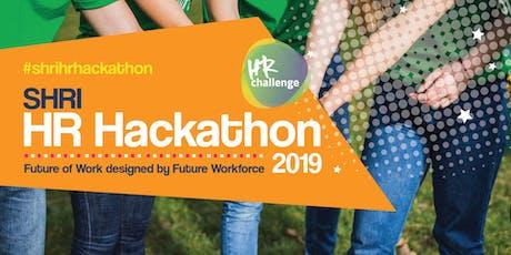 SHRI HR Hackathon 2019 tickets