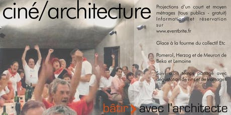Ciné/architecture billets