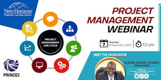 Project Management Webinar