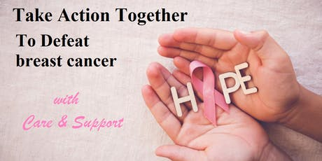 AWN x HKBCF How to Support Family & Friends touched by Breast Cancer tickets