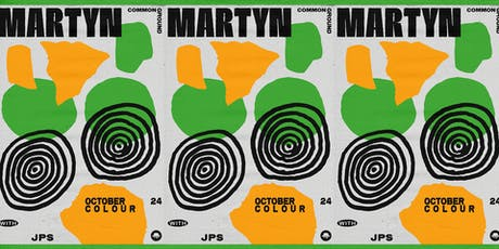 Common Ground w/ Martyn tickets
