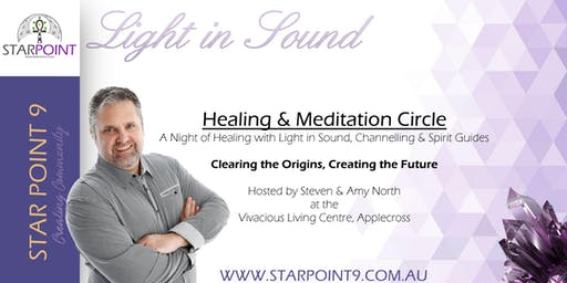 Exclusive Healing & Meditation Circle (September)