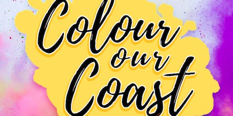 Colour Our Coast: 5km fun run/walk event tickets