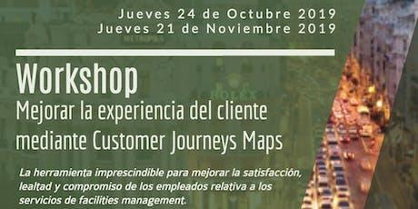 Taller - Customer Journey Map tickets