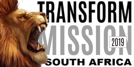 Transform Mission Gala tickets
