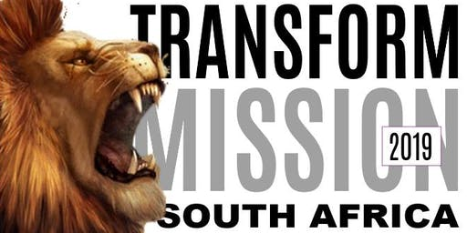 Transform Mission Gala  CANCELLED