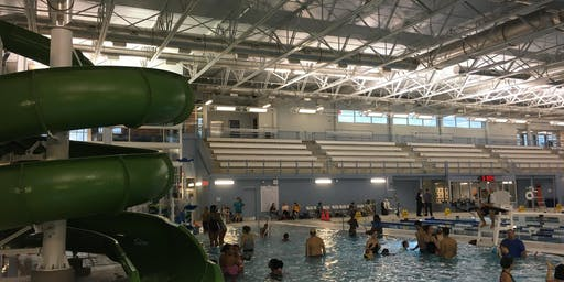October  Sensory Friendly Open Pool Time