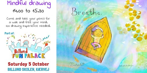 Mindful Drawing with Molly from Buddha Doodles