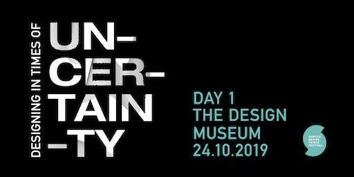 Service Design Fringe Festival 2019 | Day 1