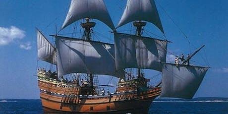 Mayflower 400 talk by Dr. Rita Cruise-O'Brien tickets