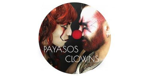 Make-up Workshop: Clowns/Payasos