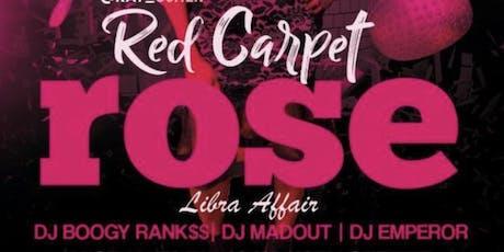 Red Carpet & ROSÈ Libra Affair tickets