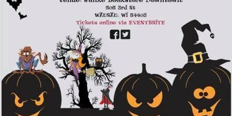 Halloween 2019 with Ifleed and janke bookstore tickets
