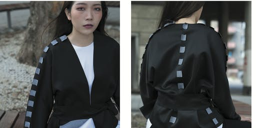 Make your own autumn jacket with the digital fabrication tools
