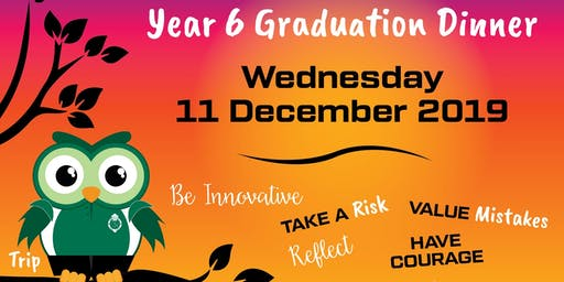 Kenmore South State School Year 6 Graduation 2019