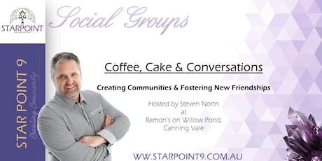 Coffee, Cake & Conversations tickets