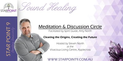Meditation & Discussion Circle