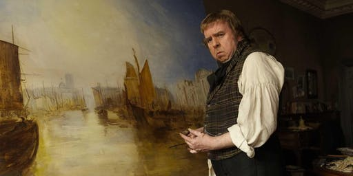 Pop-up Cinema Screening - Mr. Turner (12A)