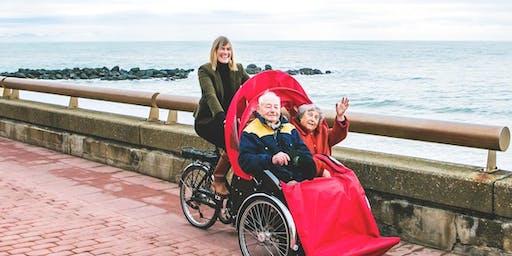 Conférence Vélo et Seniors: continuer à faire du vélo lorsque l'on vieilli