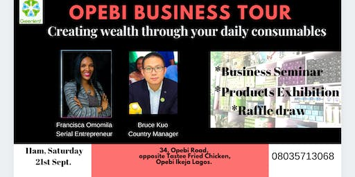 Opebi Business Tour