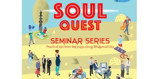 Soul Quest Seminar Series