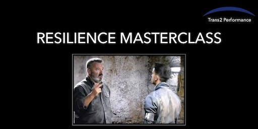 Resilience Masterclass with SAS Who Dares Wins Spencer Locker & Liz Abram
