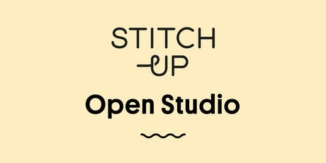 Stitch-Up Open Studio tickets
