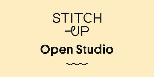 Stitch-Up Open Studio