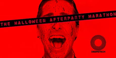 The Halloween Afterparty Marathon tickets