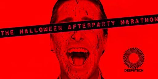 The Halloween Afterparty Marathon