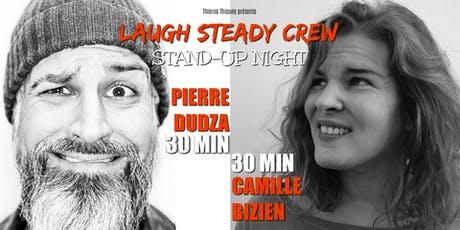 Laugh Steady Crew - Stand up Night billets