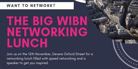 The Big Women In Business Network, Networking Event - London Networking tickets
