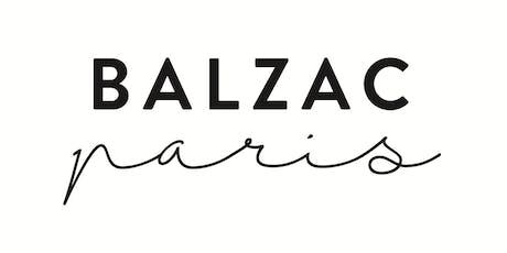 Cours de yoga Balzac Paris billets
