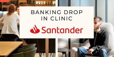 Santander Drop in Clinic