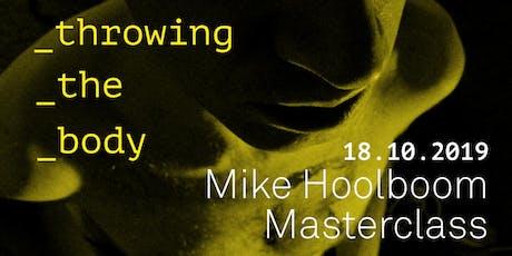 Masterclass con Mike Hoolboom a Efebo d'Oro biglietti