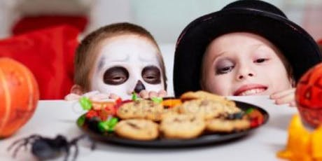 Halloween Arts and Craft Club - October 2019 tickets