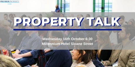 Property Talk  tickets