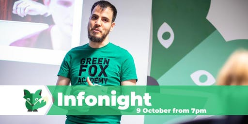Infonight - How to change your career to IT?